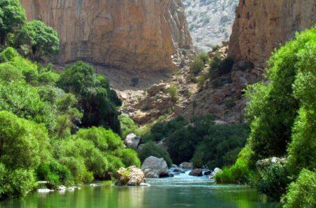 تنگ بستانک ، بهشت گمشده شیراز   استان فارس