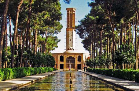 آشنایی با باغ دولت آباد یزد