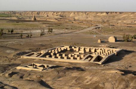 شهر خشتی غلامان زابل