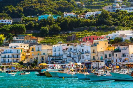 آشنایی با جزیره زیبای کاپری در ایتالیا