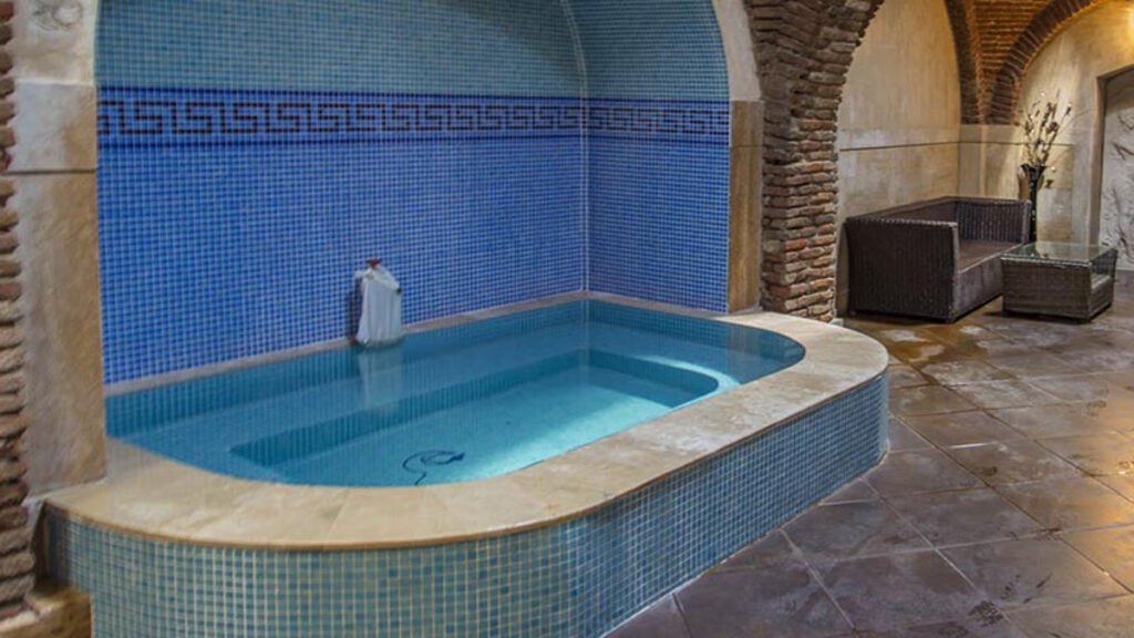 حمام سولفور تفلیس