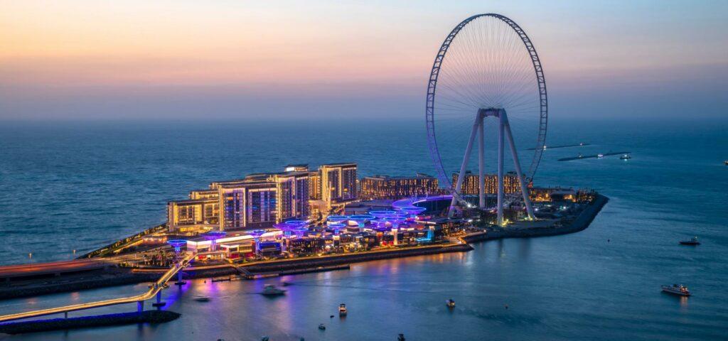 جزیره بلو واترز دبی
