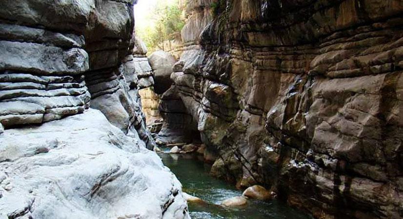 دره چاکرود رحیم آباد