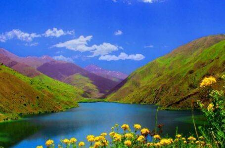 دریاچه زیبای گهر دورود | استان لرستان
