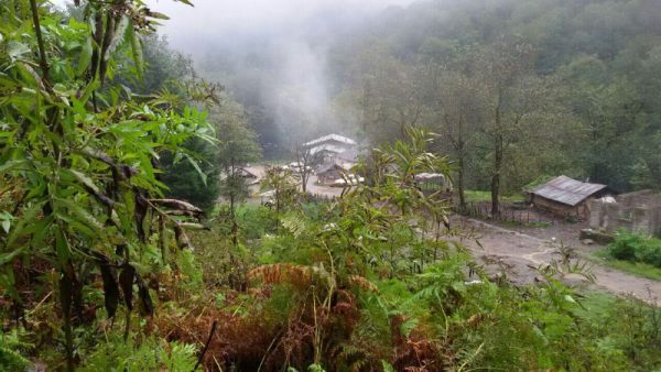 روستای فلکده