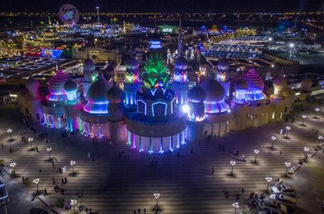 دهکده جهانی دبی ، امارات