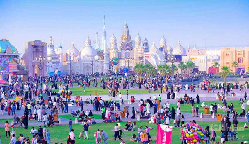 دهکده جهانی دبی