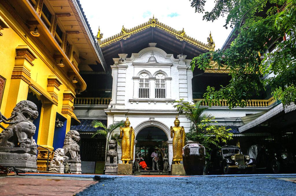 معبد بودایی گانگارامایا