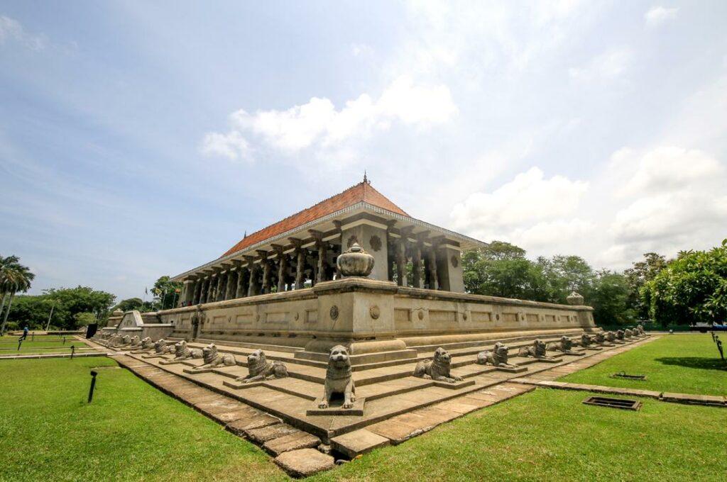 تالار یادبود استقلال کلمبو